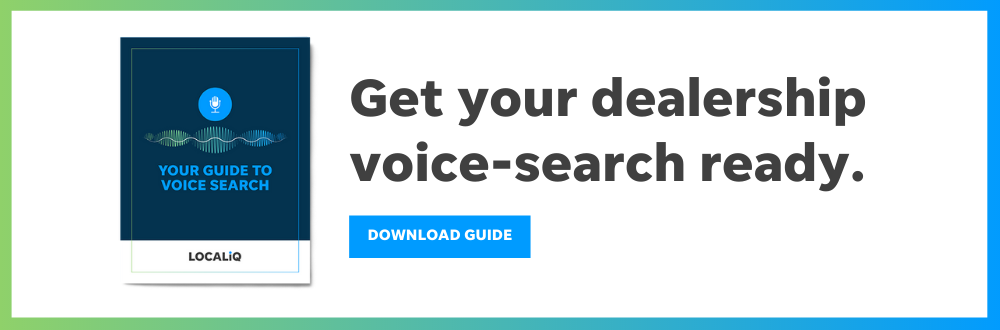 Download the LOCALiQ guide for voice search to learn how it plays into your SEO.