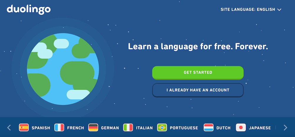 Learning a new language can be a fun and educational way to relieve holiday stress.