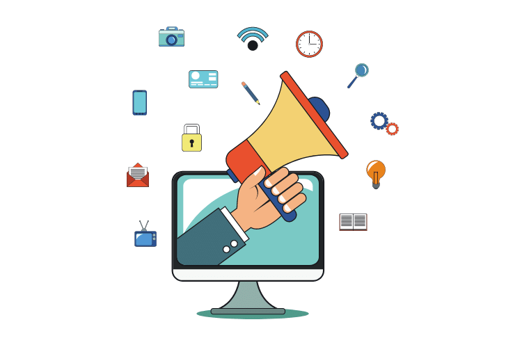 Investing in a multichannel marketing strategy is a great resolution for your small business to try in 2021.