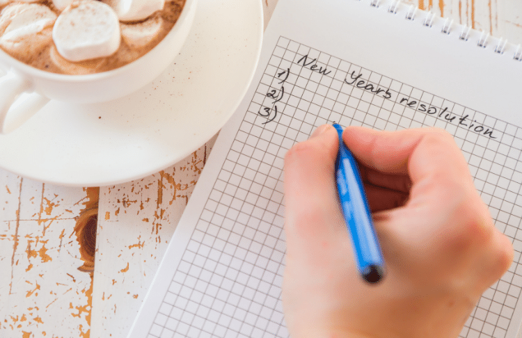 These small business marketing resolutions can help you stay on track all year long.