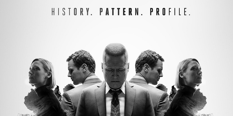 Poster for Mindhunter - Show on Netflix - from www.whats-on-netflix.com