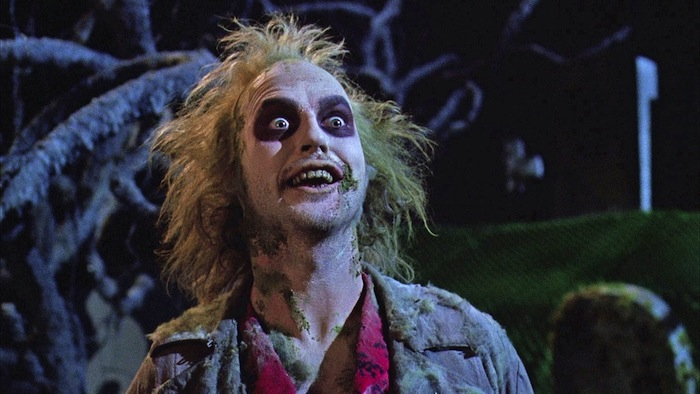 Picture of movie character Beetlejuice from IFC.com