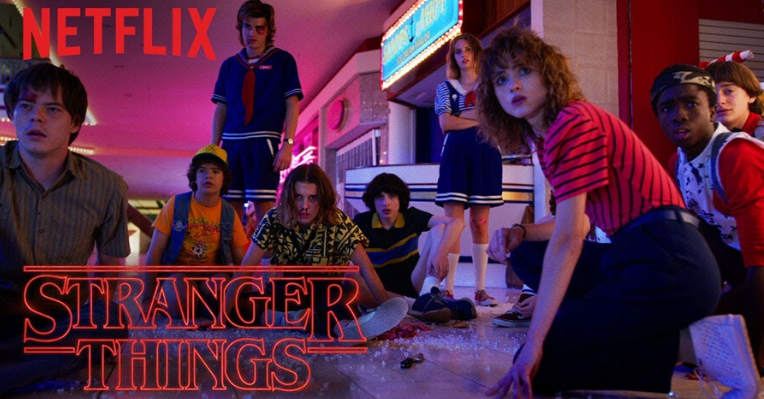 Stranger Things Poster from whats-on-netflix.com
