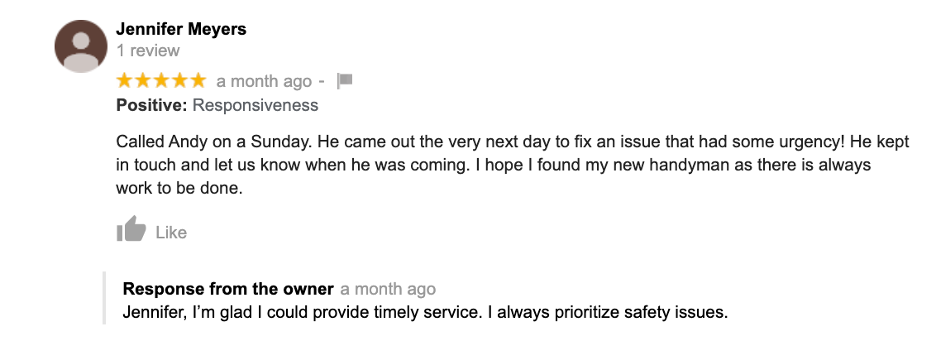 How to Respond to Google Reviews (with Examples) Updates