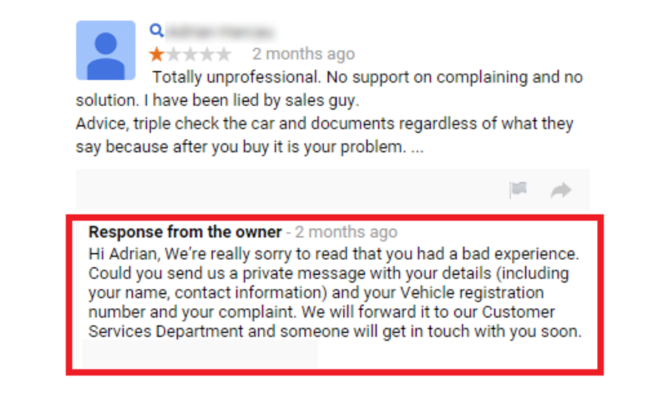 How to Respond to Google Reviews (with Examples) Offline
