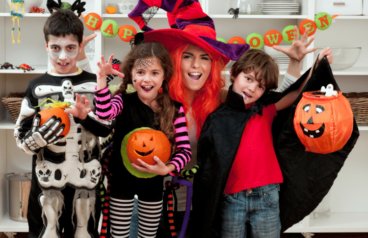 Throwing a Halloween party is a great Halloween promotion idea that can drive people to your location.