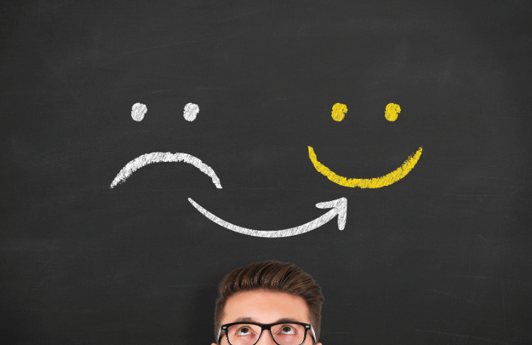After you respond to a negative review, think about how you can make your customer happy and fix the situation.