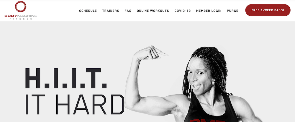 Consider a free trial as part of your fitness marketing to get new customers in the door.