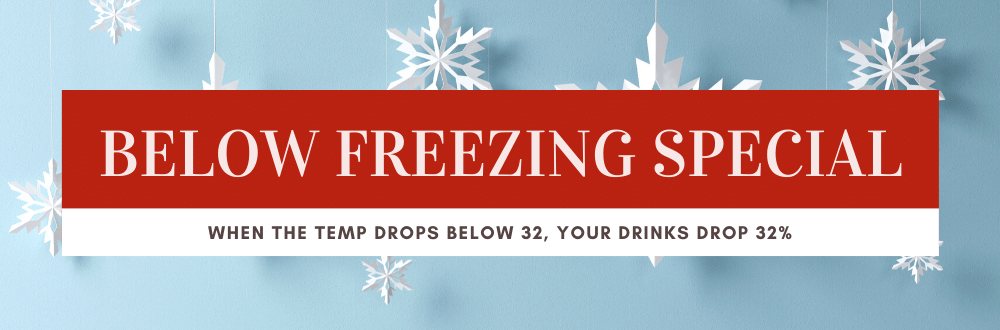 Get creative with your holiday marketing campaigns with weather-related offers.