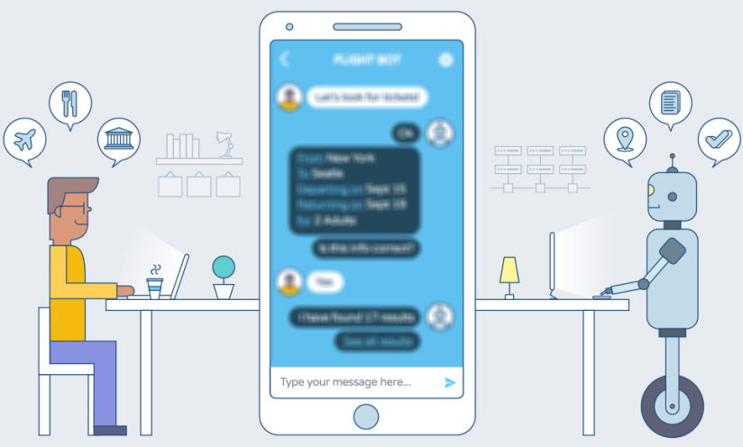AI chat can help your healthcare brand connect with patients quickly and give them answers to commonly-asked questions.