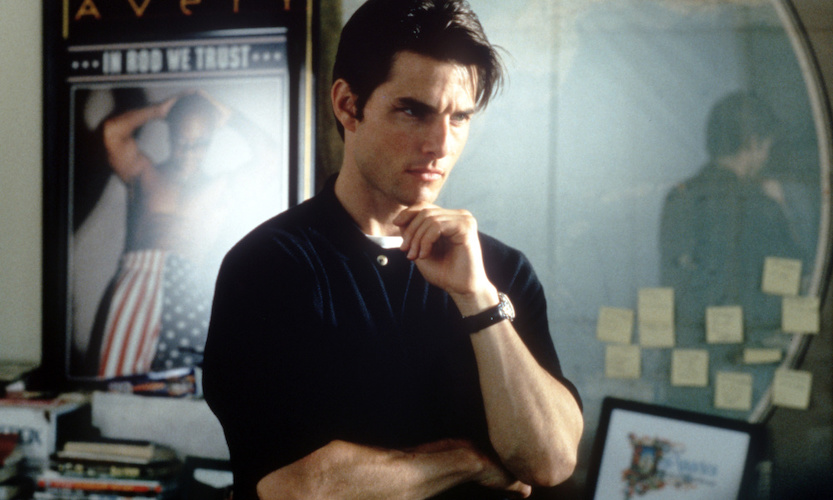 Jerry Maguire understood the importance of a company mission statement.