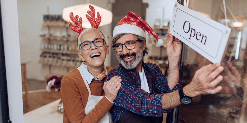 Take one thing off your plate this season - the stress of your holiday marketing - with these time-saving holiday marketing tips.
