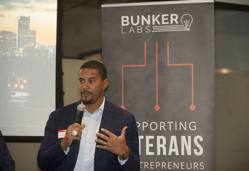 Bunker Labs provides themilitaryconnected community network and resources to simplify theentrepreneurialjourney to build successfulbusinesses.