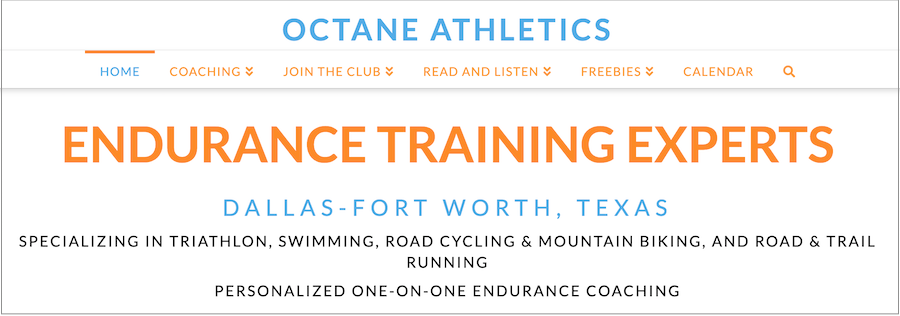 This gym caters to a niche market of endurance training seekers.