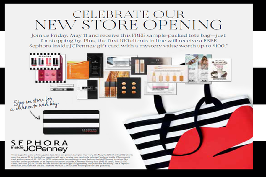 The last step in a successful grand opening is providing an incentive that will win over new customers.