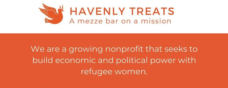 Havenly Treats helps refugee and immigrant women prosper, uplift their families, and shape their communities.