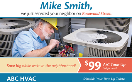 Use these email subject lines for sales related to your HVAC or service business.