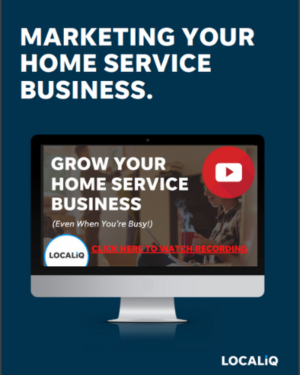 Marketing Your Home Services Business in 2021