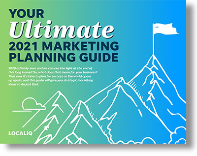 Your Ultimate 2021 Marketing Planning Guide